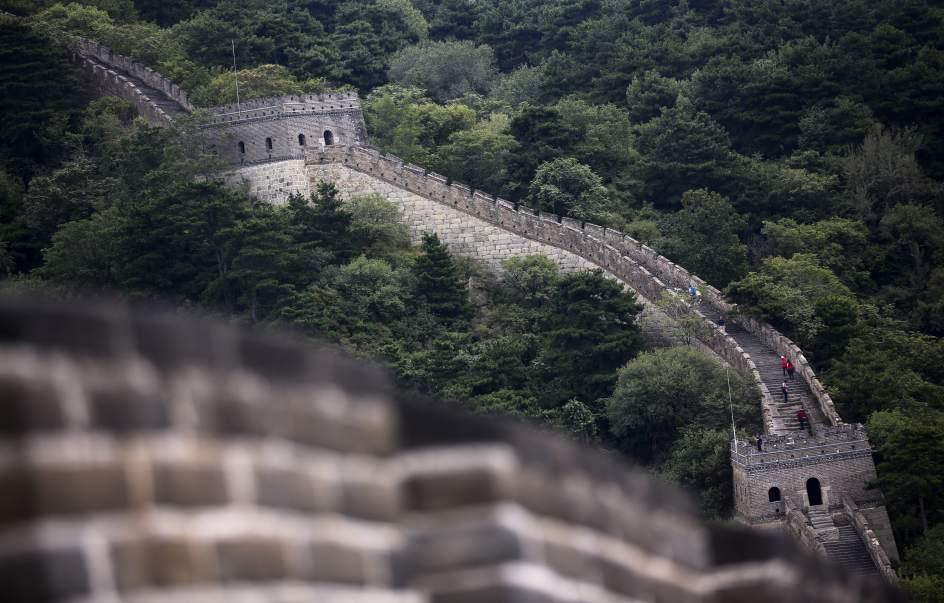 Descubriendo la Gran Muralla China