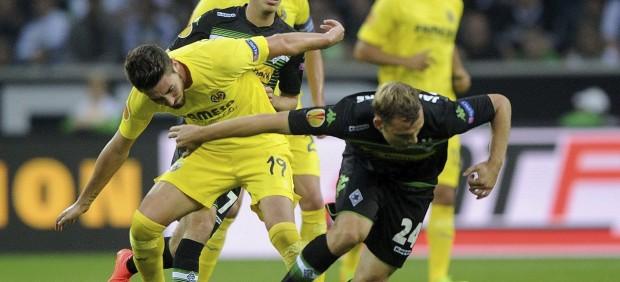 Borussia Monchengladbach-Villarreal