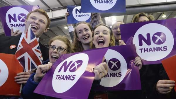 Escocia elige la unión