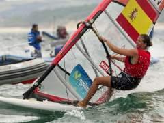 Marina Alabau logra la medalla de plata