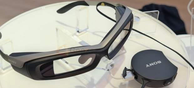 Sony anuncia sus SmartEyeglass para el mes de marzo del 2015