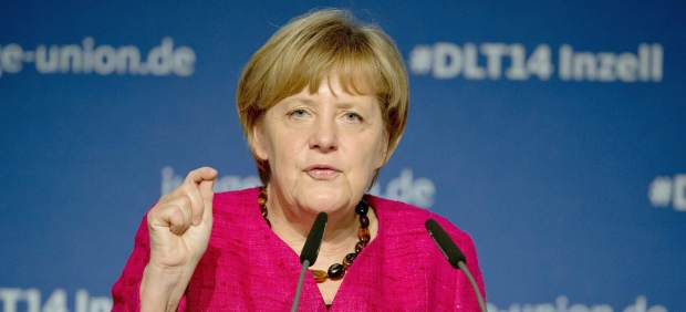 Merkel descarta una quita de la deuda griega y le exige que siga aplicando más ajustes y reformas