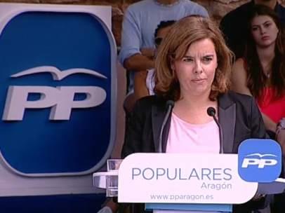 Soraya S�enz de Santamar�a