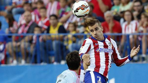 El Atleti se deja dos puntos ante el Celta gracias a la actuación del  portero Sergio Álvarez 1ffb24fc982