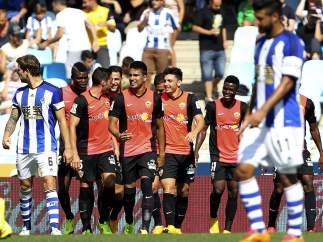 Real Sociedad-Almería
