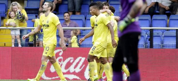 El Villarreal remonta al Rayo Vallecano y se afianza en la zona alta de la clasificación