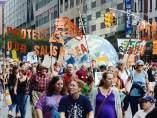 Piden combatir el cambio climático