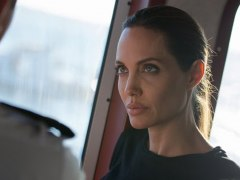 Angelina Jolie visita Malta