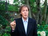 McCartney pide no comer carne los lunes