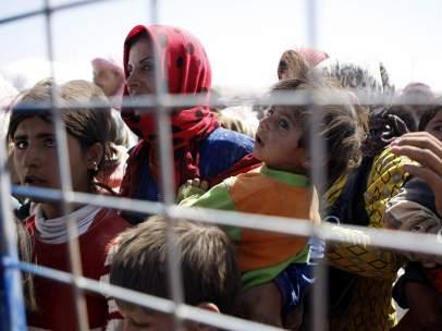 Kurdos en Siria
