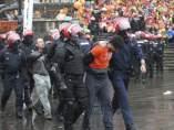 Detenidos cinco miembros de Segi