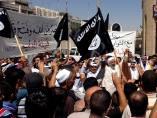 Banderas del Estado Islámico