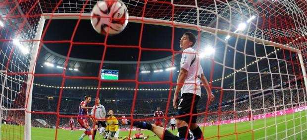 El Bayern golea al Paderborn (4-0) y asume el liderato de la Bundesliga