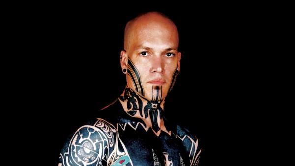 Ashley Savage, Jack Mosher, Tattooist, 2008
