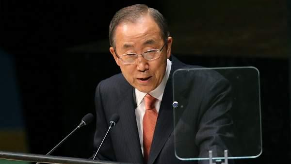 WikiLeaks revela que EEUU espió a Ban Ki-moon