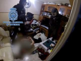 Detención del pederasta de Ciudad Lineal