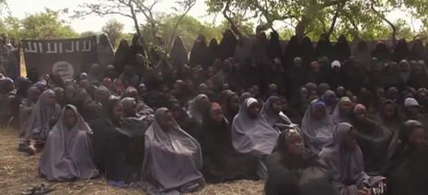 Encontrada sana y salva una de las niñas secuestradas por Boko Haram hace más de dos años
