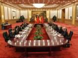 Rajoy de viaje en China