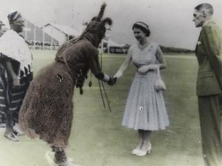 Queen Isabel, 1956
