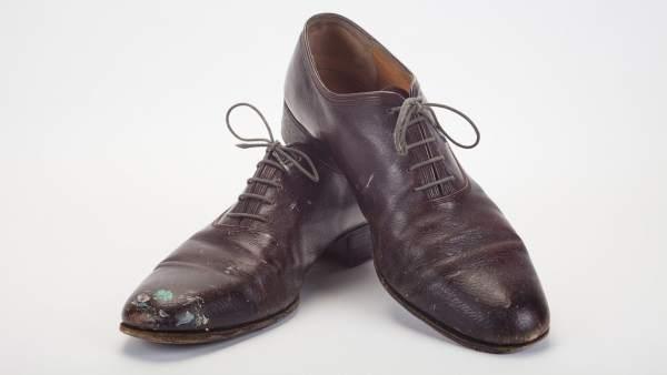 Los zapatos de Andy Warhol