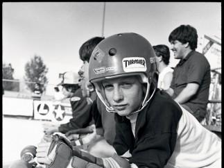 Tony Hawk, circa 1984
