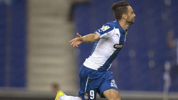 Gol de Sergio García