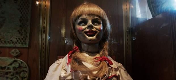Sucesos paranormales durante el rodaje de 'Annabelle', precuela de 'Expediente Warren'