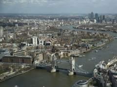 Londres: precio por las nubes, almacenes como viviendas