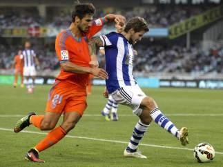 Real Sociedad - Valencia