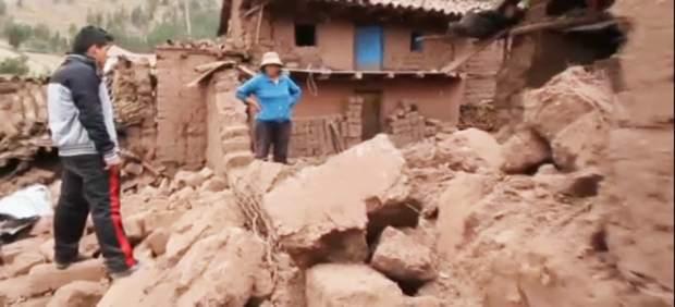 Un terremoto de 5,2 en la escala de Richter deja al menos 4 muertos y 30 heridos en Perú   191214-620-282
