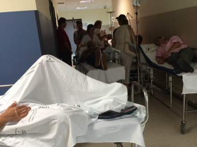 Urgencias del hospital Juan Ram�n Jim�nez (Huelva)