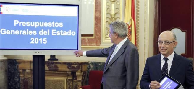 Presupuestos Generales del Estado 2015