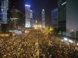 Protestas democr�ticas