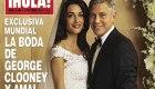 Ver v�deo Primeras fotos de la boda de Clooney