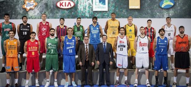 Presentación de la ACB 2014-15
