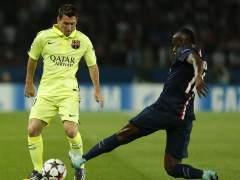 Messi ante el PSG