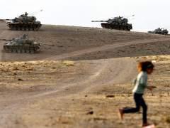 Tanques en Turqu�a