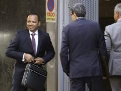El padre de Neymar declara en la Audiencia Nacional