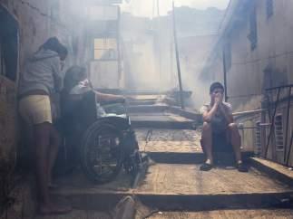 Campa�a de fumigaci�n en Venezuela