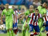 Atlético de Madrid tira de casta