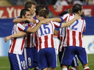 Atlético de Madrid - Juventus de Turín