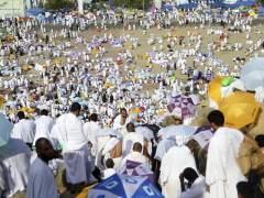 La Policía saudí frustra un atentado contra peregrinos en La Meca