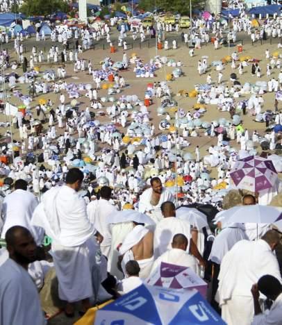 Rumbo a La Meca