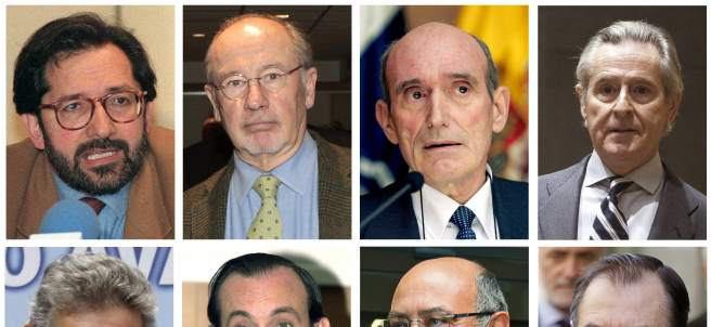 El escándalo de las 'tarjetas B' de Caja Madrid