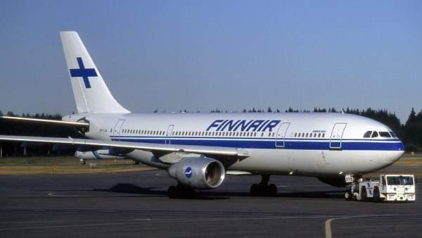 Airbus 300 de Finnair