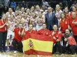 España, subcampeona del mundo