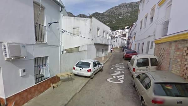 Calle San Sebastián, Ubrique