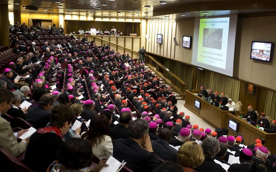 Sínodo extraordinario de obispos