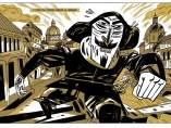 Viñeta del cómic 'Las Meninas' (Astiberri)