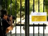 Rodaje de 'Juego de Tronos' en Sevilla